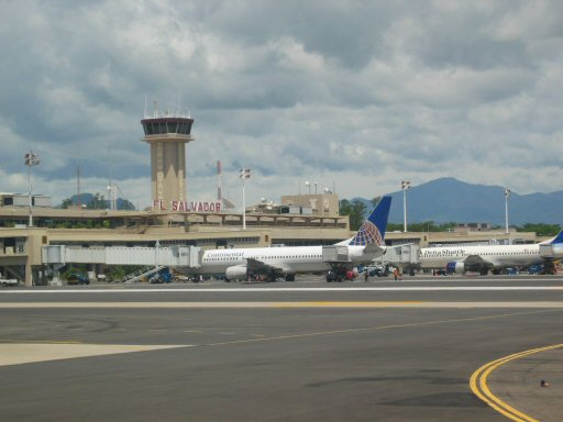 El Salvador Airport
